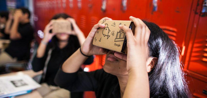 Taking a Million Kids on Virtual Reality Field Trips