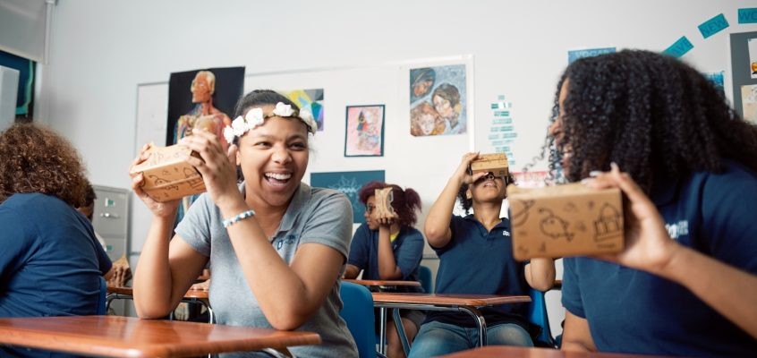 Google Expands Virtual Reality Education Offering with Expeditions
