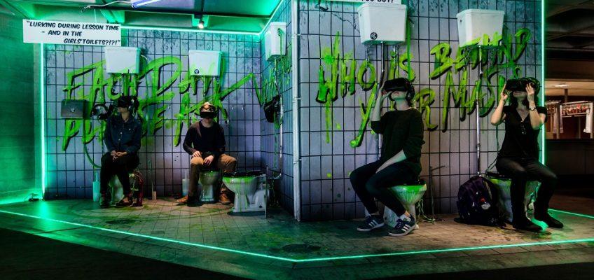 Virtual Reality Needs Storytellers