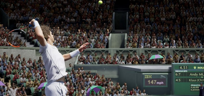 Wimbledon Winner Andy Murray Embraces Virtual Reality