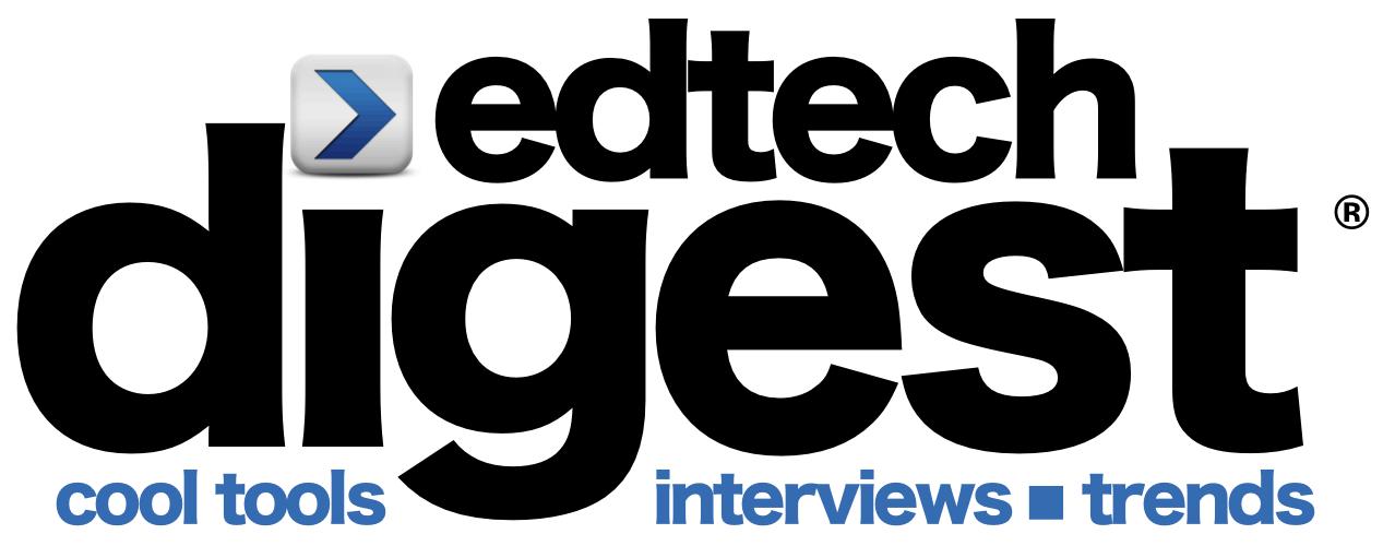 EdTech Trends EdTech Digest Logo