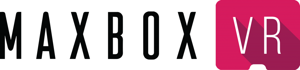 MAXBOX VR Logo original BLACK
