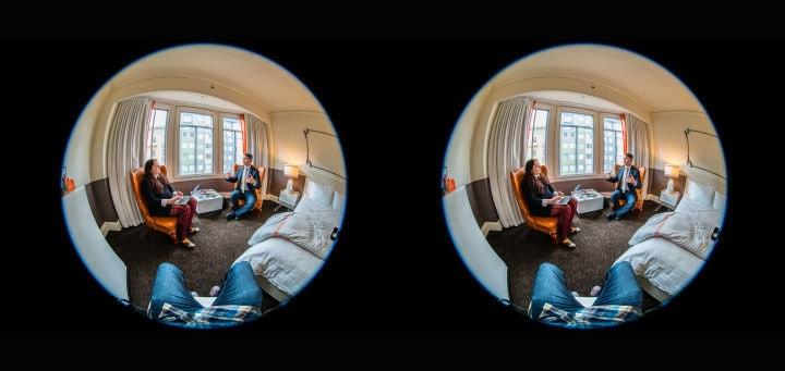 Virtual Reality Gets Sexy