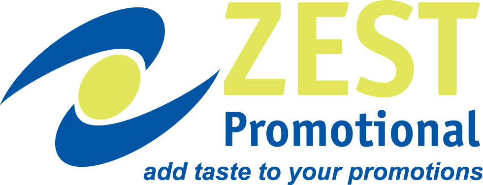 Zest Promotional logo new colours revised