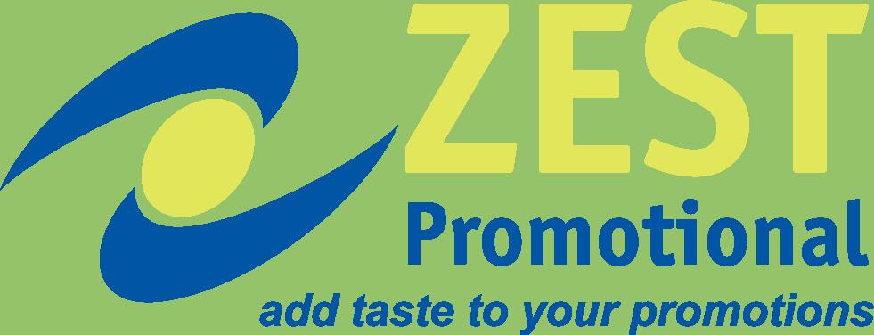 Zest Promotional logo new colours revised