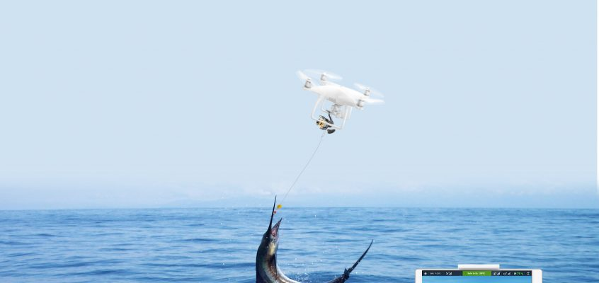 Fishes With Robots: Drones Put New Spin on Fly-Fishing
