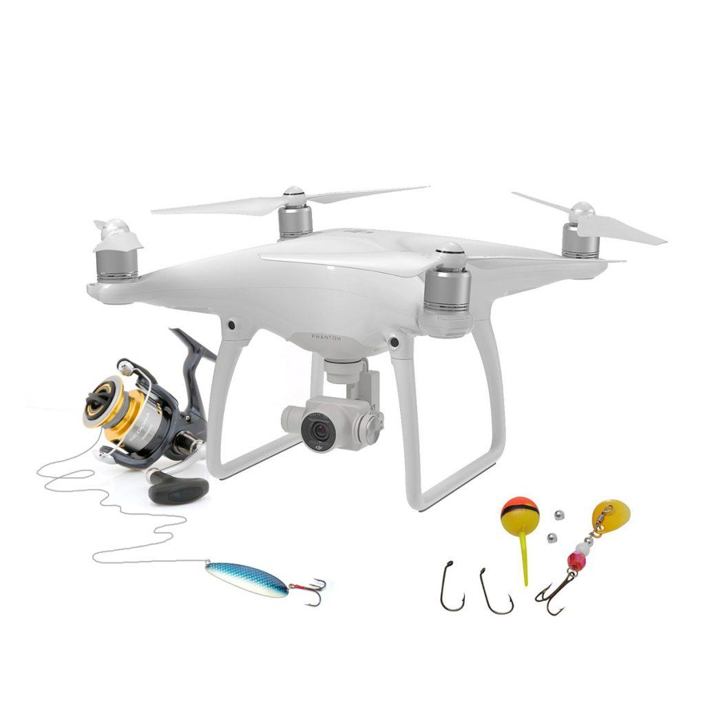 Drone Fishing 3