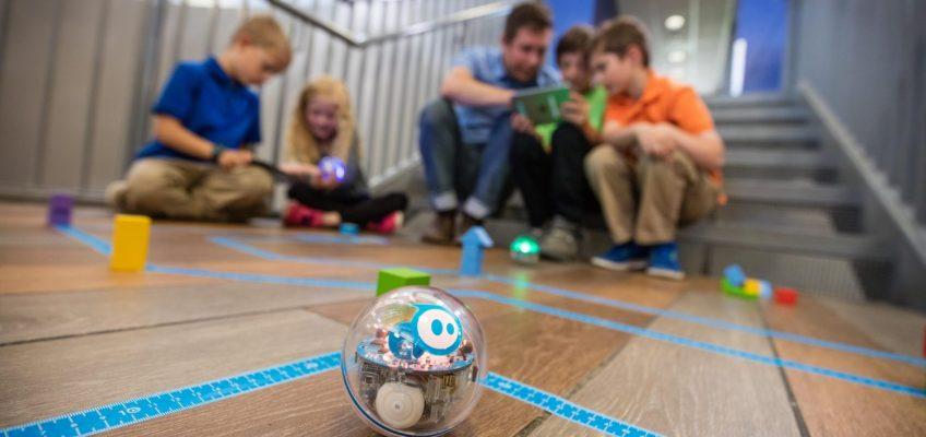 How Robots Make the World Go Round