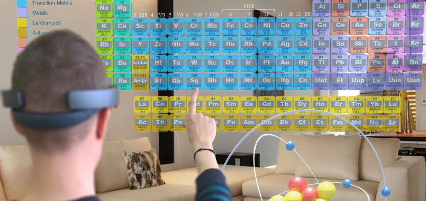 Crowdfunding Holograms for EdTech