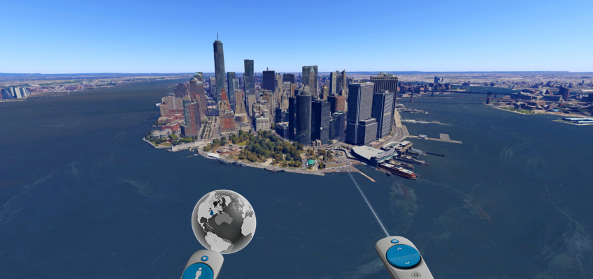This is What Google's Virtual Reality Looks Like