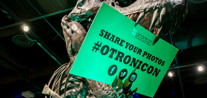 Tech Trends Explores Orlando VR Scene and #OTRONICON