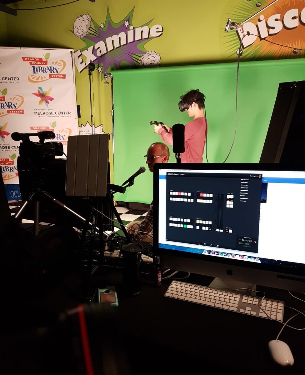 Tech Trends VR Tech