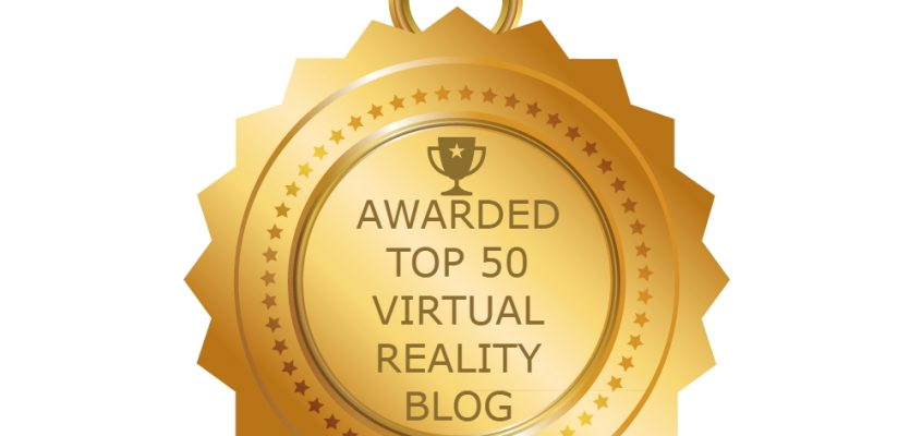 Tech Trends News Top Virtual Reality Blog Awards