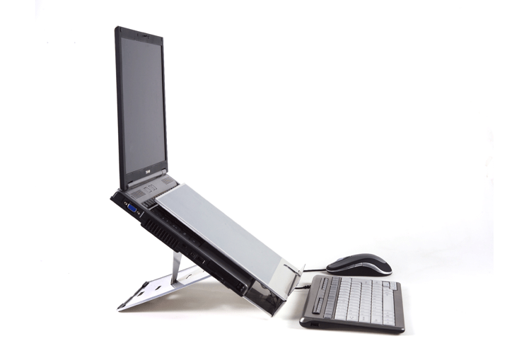 Tech Trends Product Review Notebook Stand