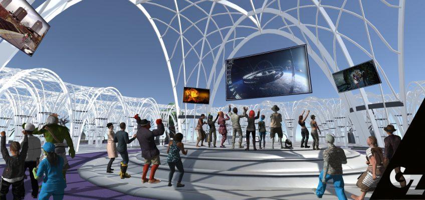 Tech Trends Geekzone Social VR