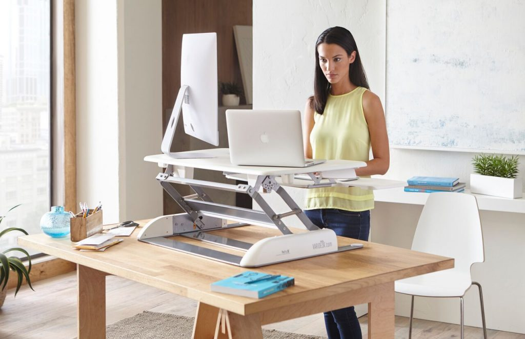 Tech Trends Product Review Varidesk Ergonomic