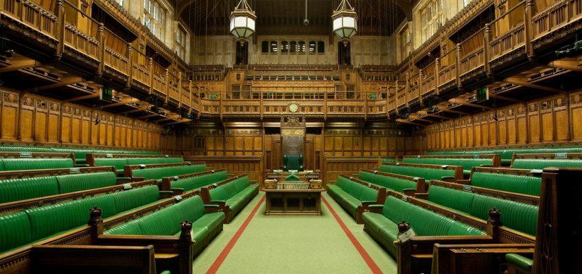 Tech Trends VR Tech Houses of Parliament UK