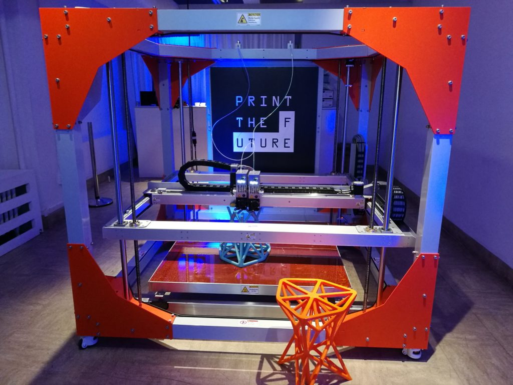 Tech Trends IoT Tech 3-D Printing Design