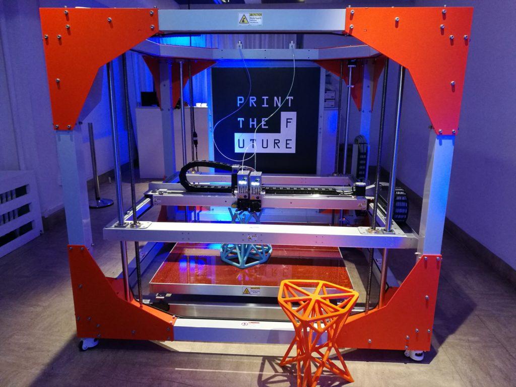 Tech Trends IoT Tech 3-D Printing Design