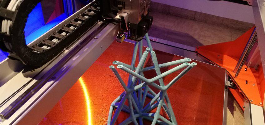 3-D Printing Designer Furniture