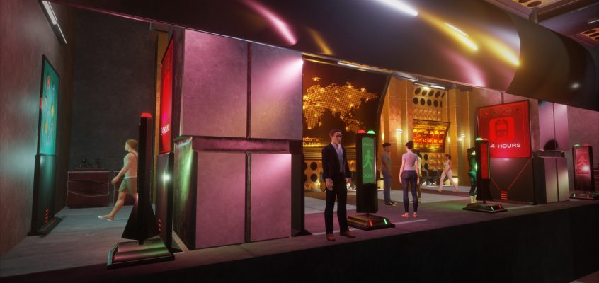 Building Excitement Around the Sansar Social VR Platform