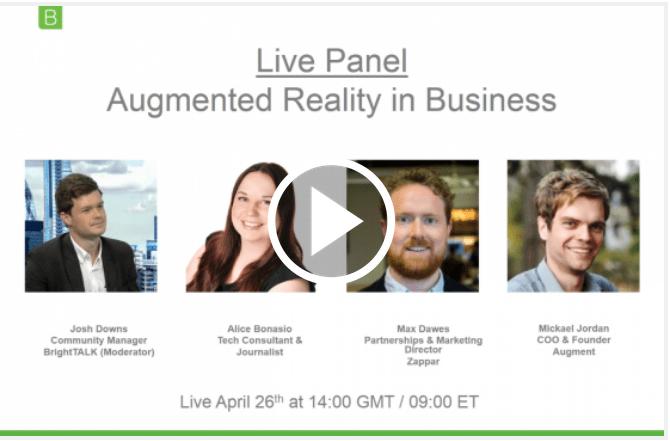 Tech Trends Industry Trends BrightTALK VR Consultancy