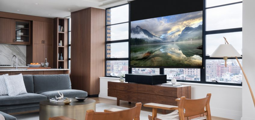 Product Review: Sony VPL-VZ1000ES Ultra Short Throw Projector