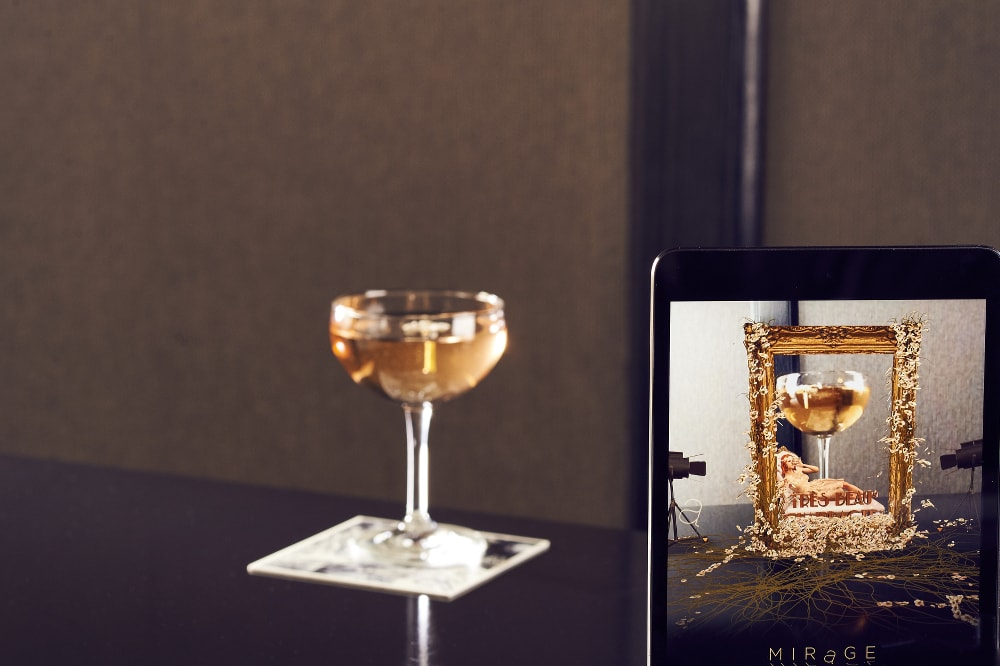Tech Trends Augmented Reality Cocktail