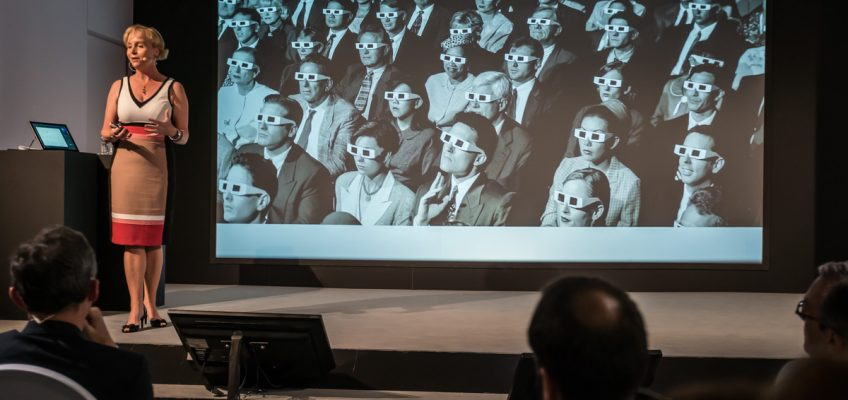 Tech Trends VR Tech Dreamworks Cannes HP Filmmaking Blended Reality Mixed Reality Consultancy