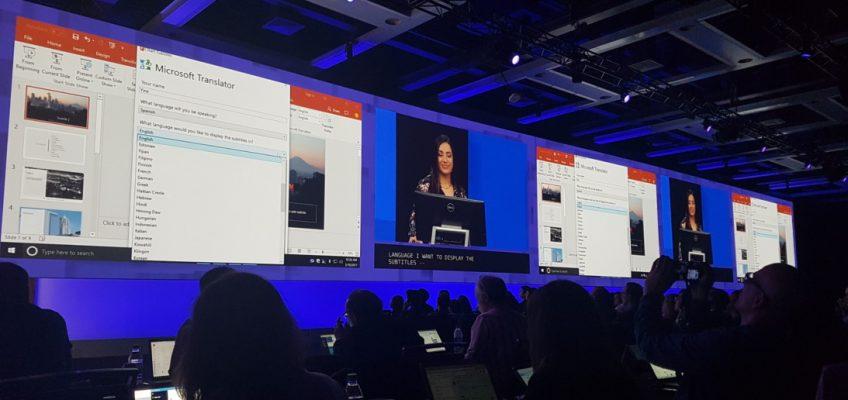 Tech Trends Microsoft Build
