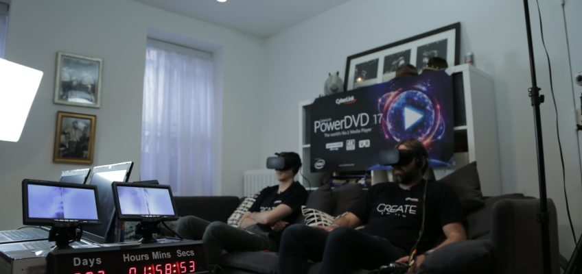 Tech Trends VR World Record