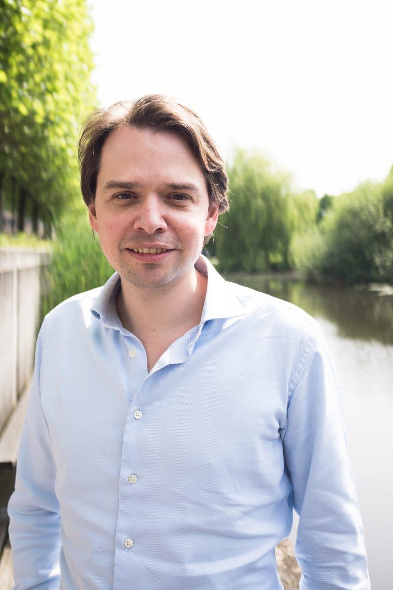 Frank Jan Risseeuw Yolt FinTech