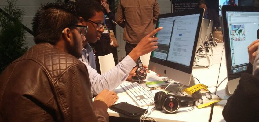 Tech Trends EdTech Virtual Reality Learning to Code Plugging Digital Skills Gap