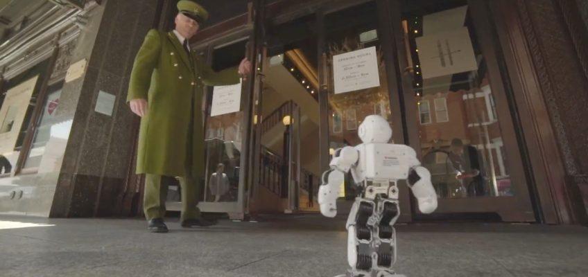 Tech Trends London Tech Week Robots