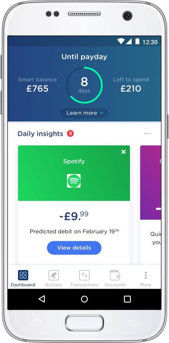 Tech Trends FinTech Yolt Financial Management app budgeting