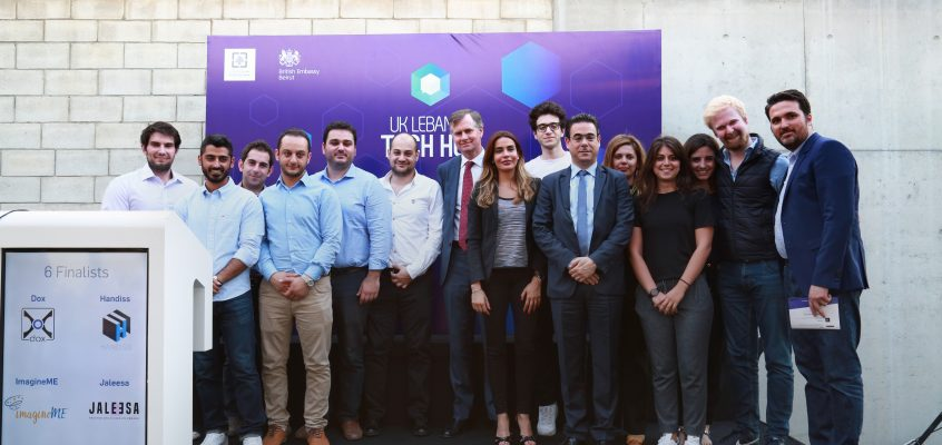 Tech Trends UK Lebanon Tech Hub Accelerator