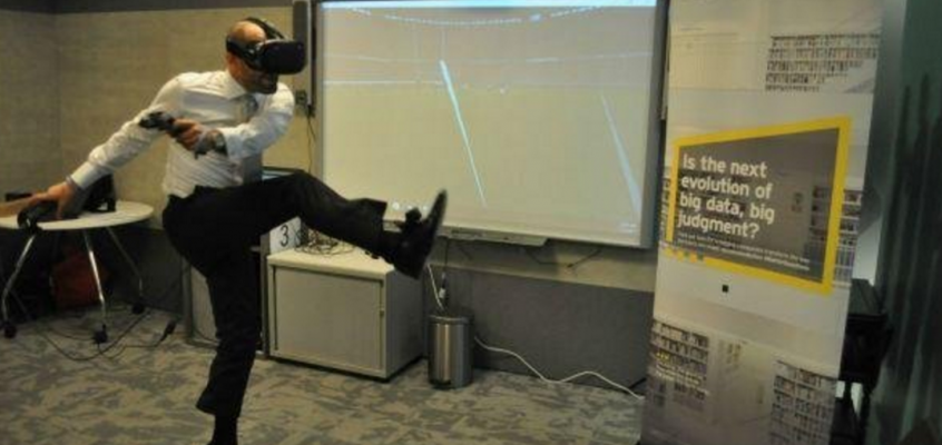 Tech Trends VR Tech EY British and Irish Lions Immerse Virtual Reality Consultancy VR
