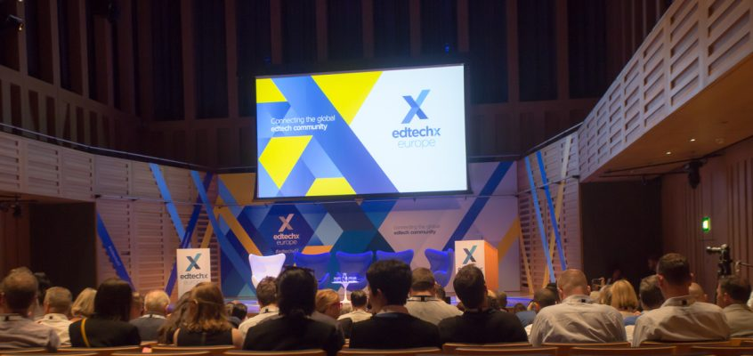 Tech Trends EdTech Awards EdTechXEurope Start-ups