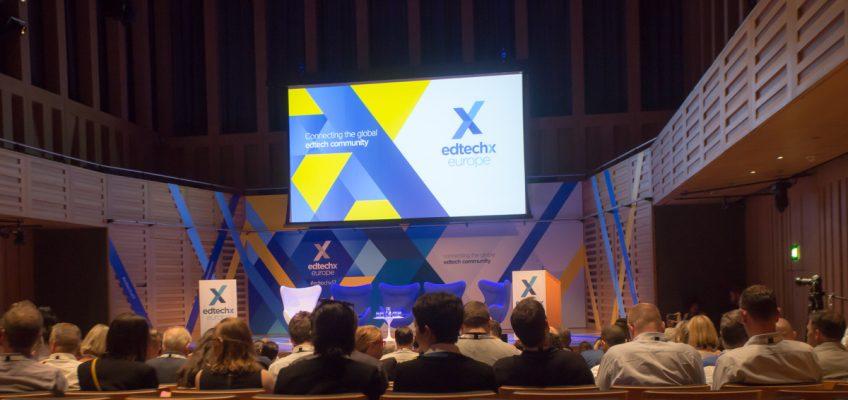 Tech Trends EdTech Awards EdTechXEurope Start-ups
