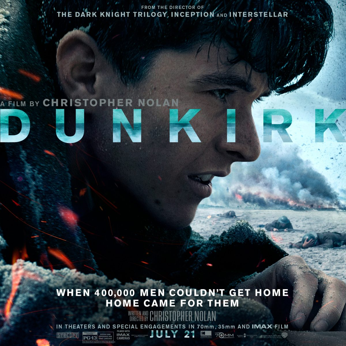 Tech Trends VR Tech Dunkirk Virtual Reality Experience Intel Warner Brothers VR Consultancy