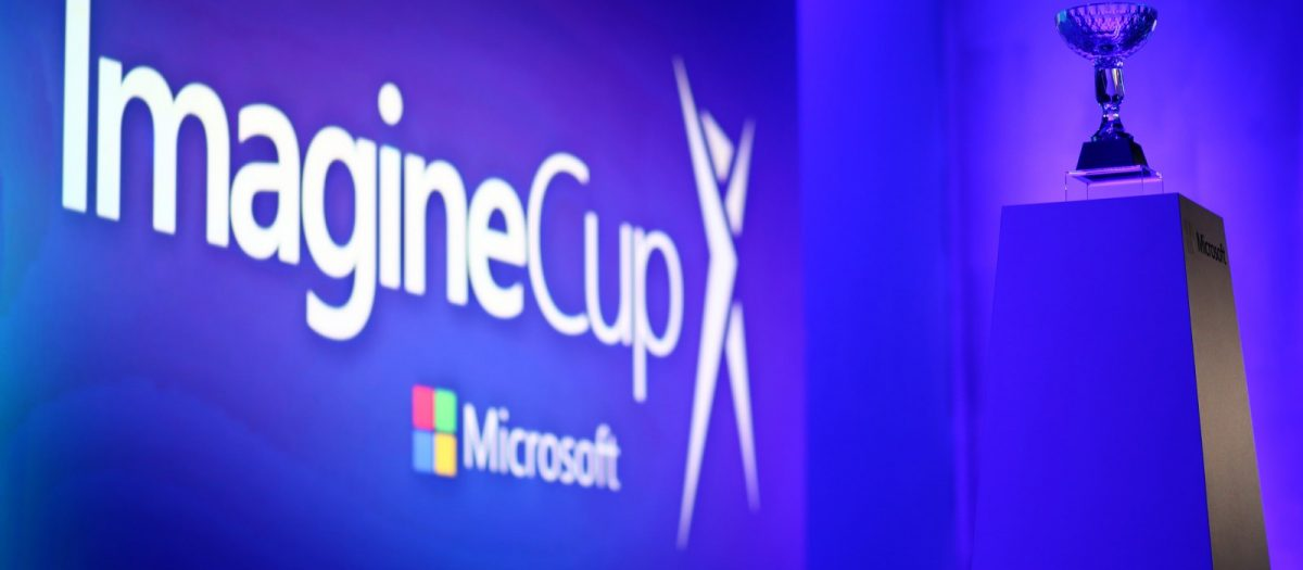 Tech Trends Imagine Cup Microsoft