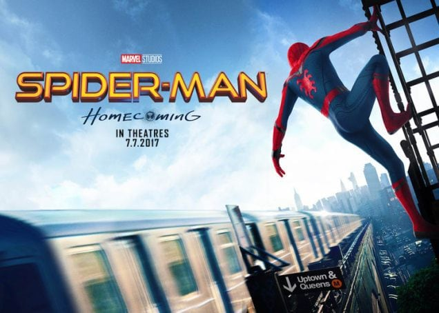 Intel Sony Pictures Spider-Man homecoming Tech Trends VR Tech Consultancy