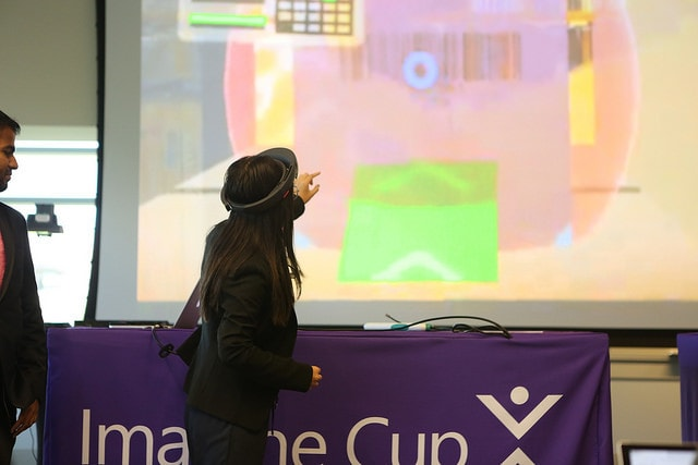 Tech Trends Microsoft Imagine Cup Winners 2017 Mixed Reality