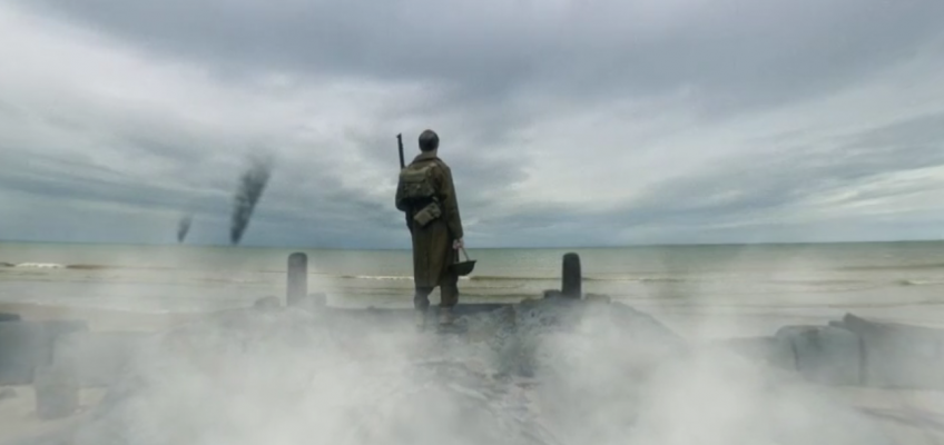 Experiencing Dunkirk in VR