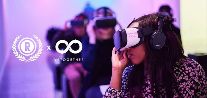 Tech Trends VRTogether Not For Profit Virtual Reality Consultancy Raindance