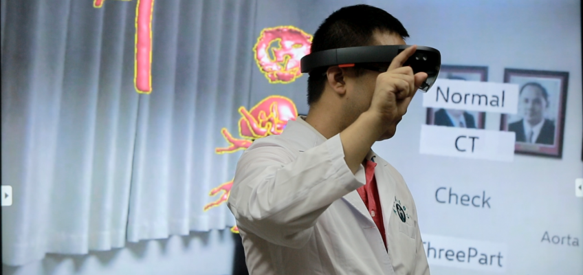 Healing Hearts with Mixed Reality