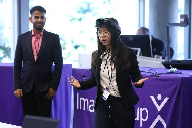 Tech Trends VR Tech Mixed Reality Microsoft Imagine Cup Virtual Reality Consultancy