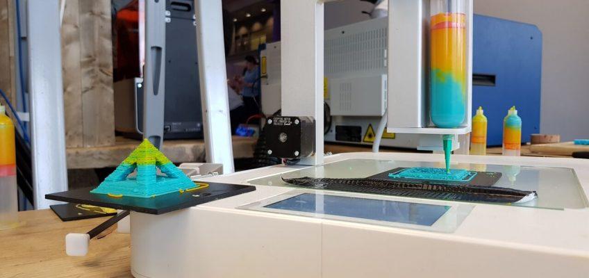 Tech Trends Innovation Digital Technology 3D Printing VR LUSH