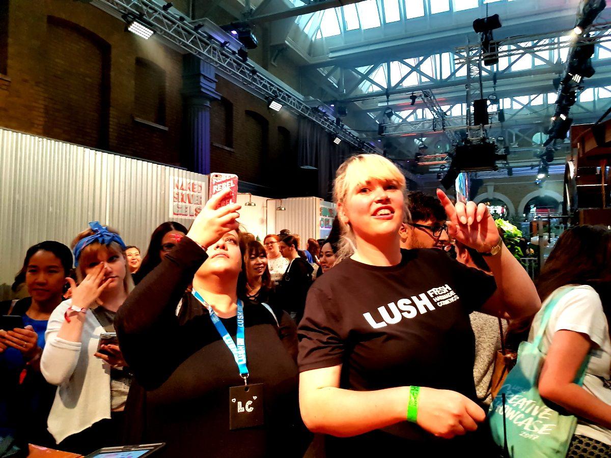 Tech Trends Lush Creative Showcase
