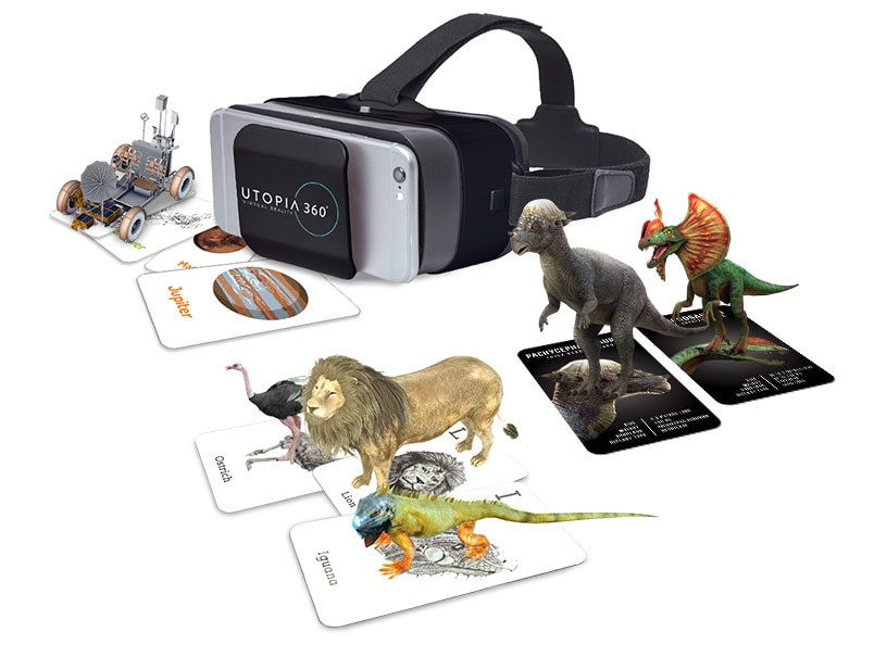 Alice Bonasio VR Consultancy MR Consultancy Tom Atkinson Tech Trends Reviews Review AR MR Mixed Reality Virtual Augmented Sex IOT 4D+ Utopia 360° Dinosaur Space Zoo retrak Cards VR